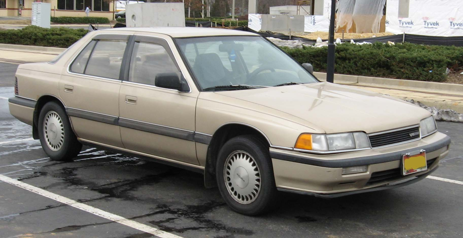 1987 Honda Legend #11