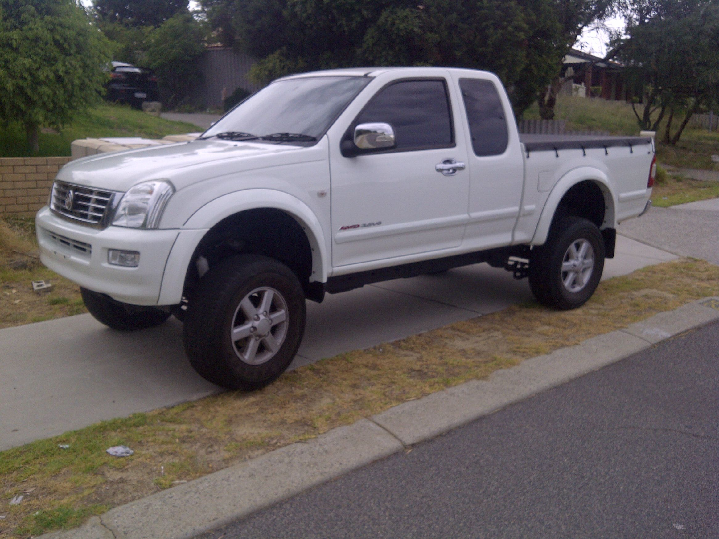2005 Holden Rodeo #7