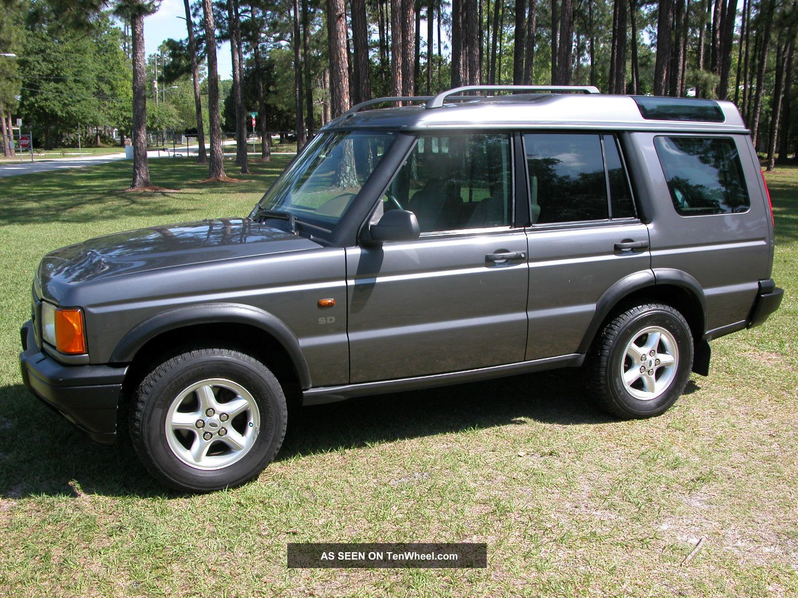 2002 Land Rover Discovery Series Ii #6