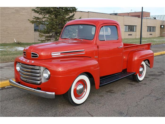 1949 Ford F #17