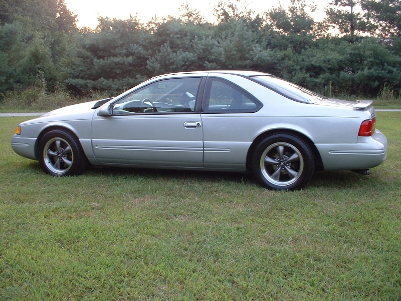 1996 Ford Thunderbird #8