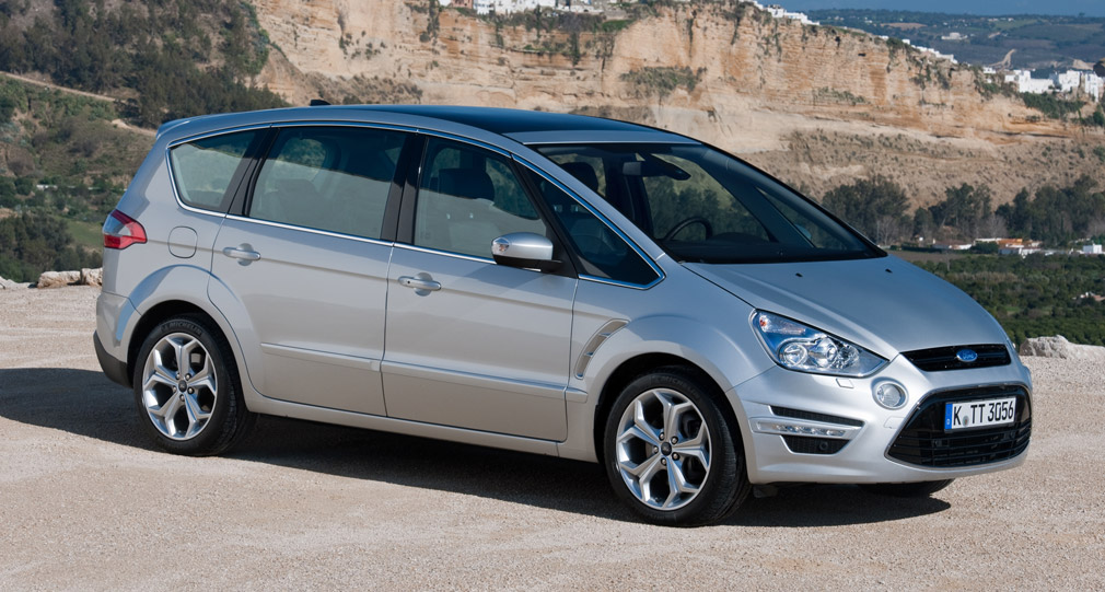 Ford S-Max #12