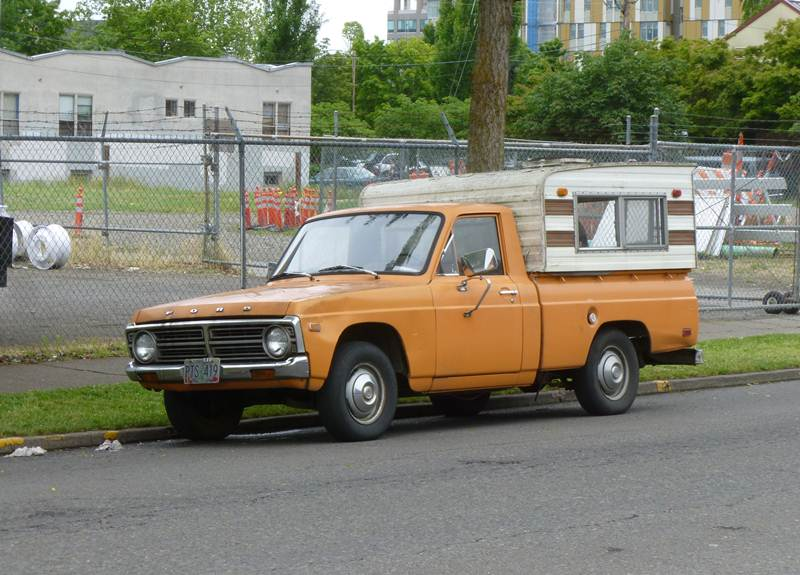 1987 Ford Courier #7