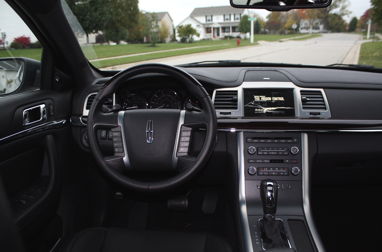 2010 Lincoln Mkz #13