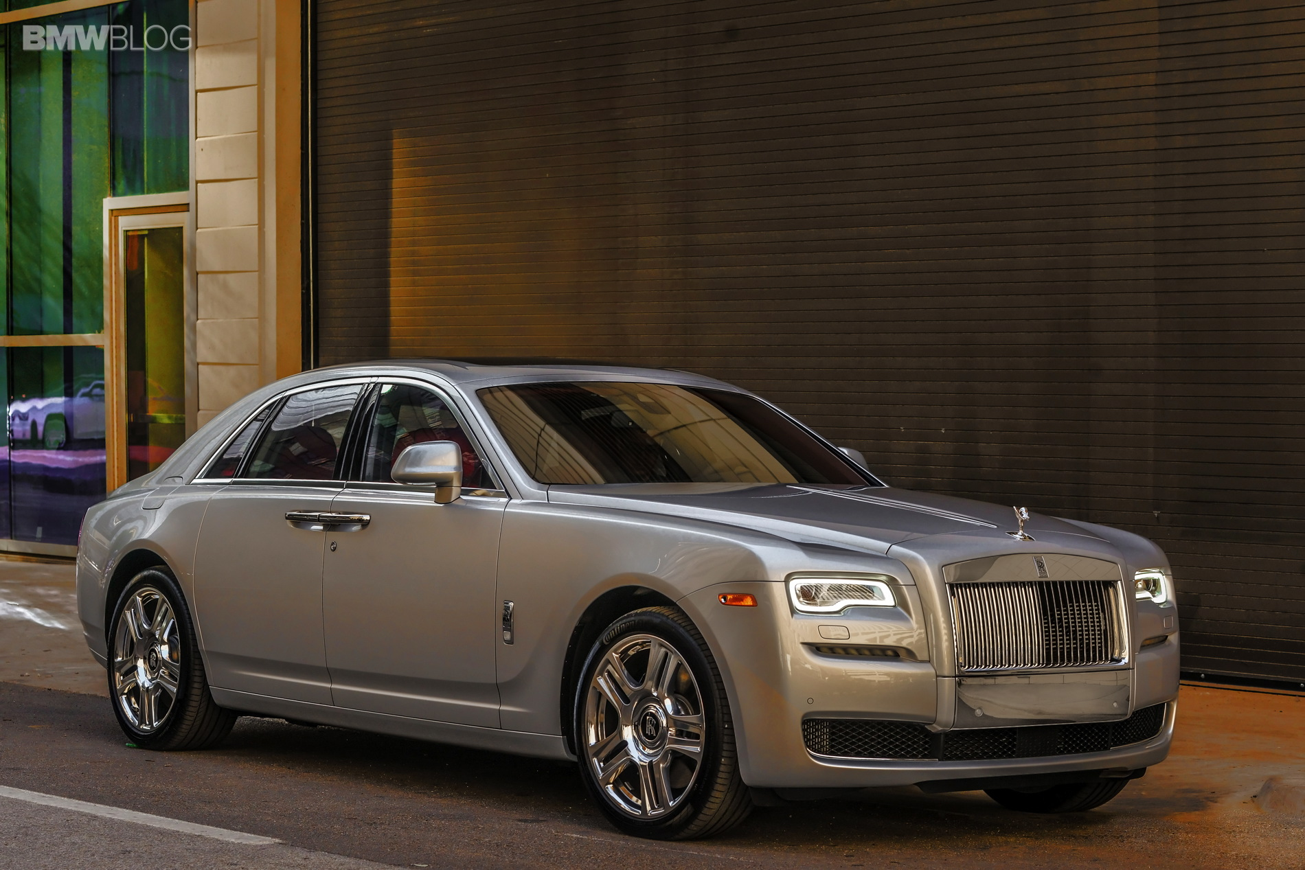 2015 Rolls royce Ghost Series Ii #9