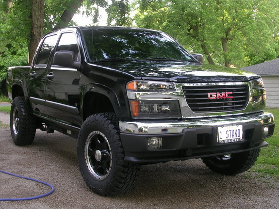 2008 GMC Canyon #3