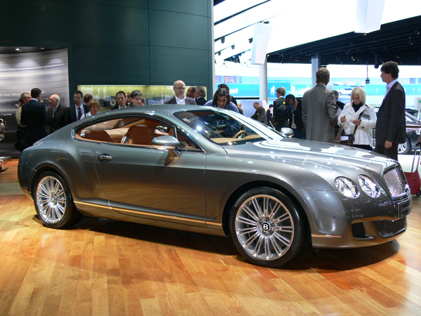 2009 Bentley Continental Gt Speed #4