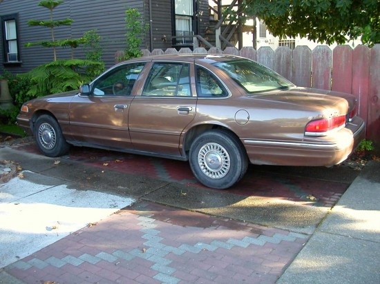 1997 Ford Crown Victoria #17