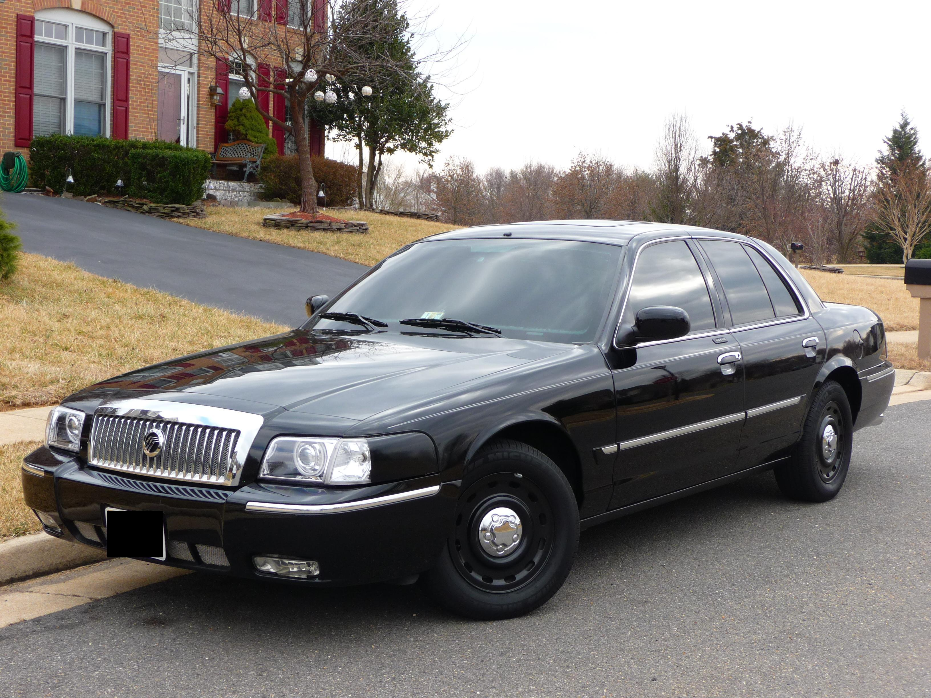 2007 Mercury Grand Marquis #14