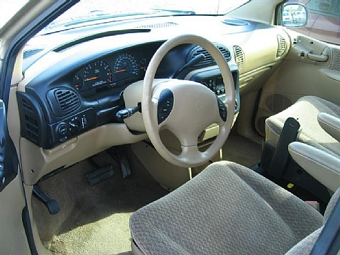 2000 Plymouth Grand Voyager #12