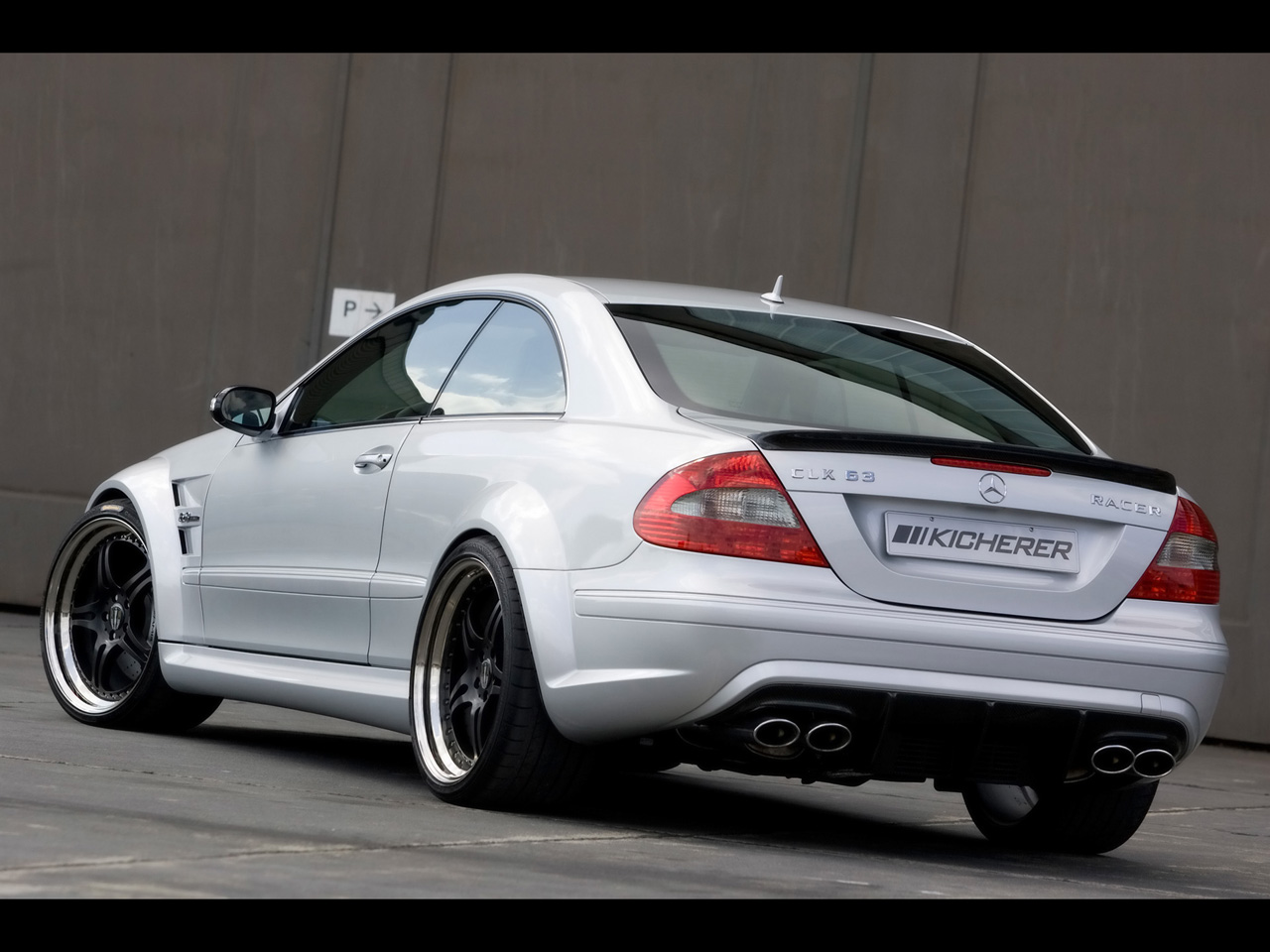 Mercedes-Benz CLK #9