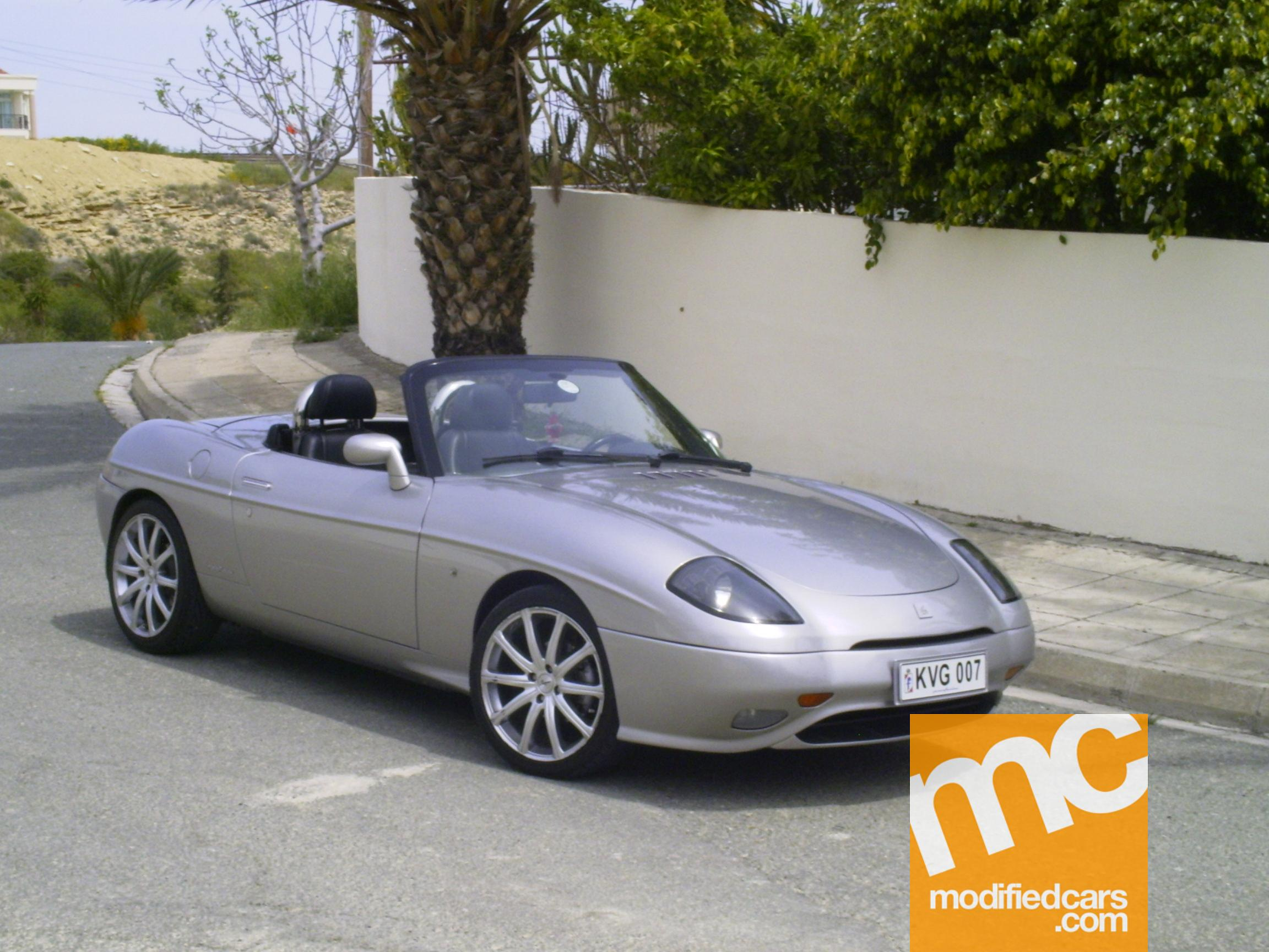 1996 fiat barchetta photos informations articles. Black Bedroom Furniture Sets. Home Design Ideas