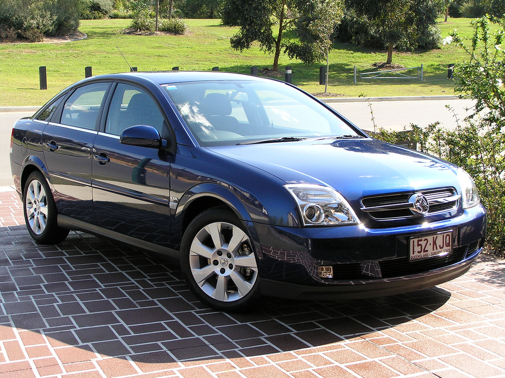 2005 Holden Vectra #1