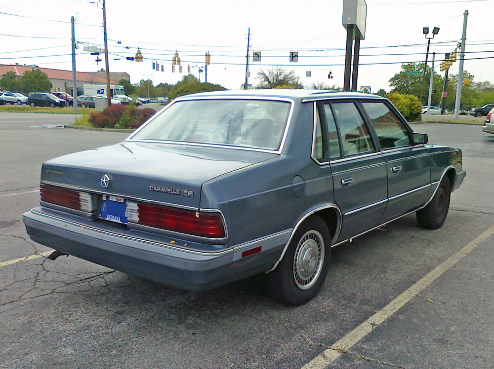 1984 Plymouth Caravelle #12