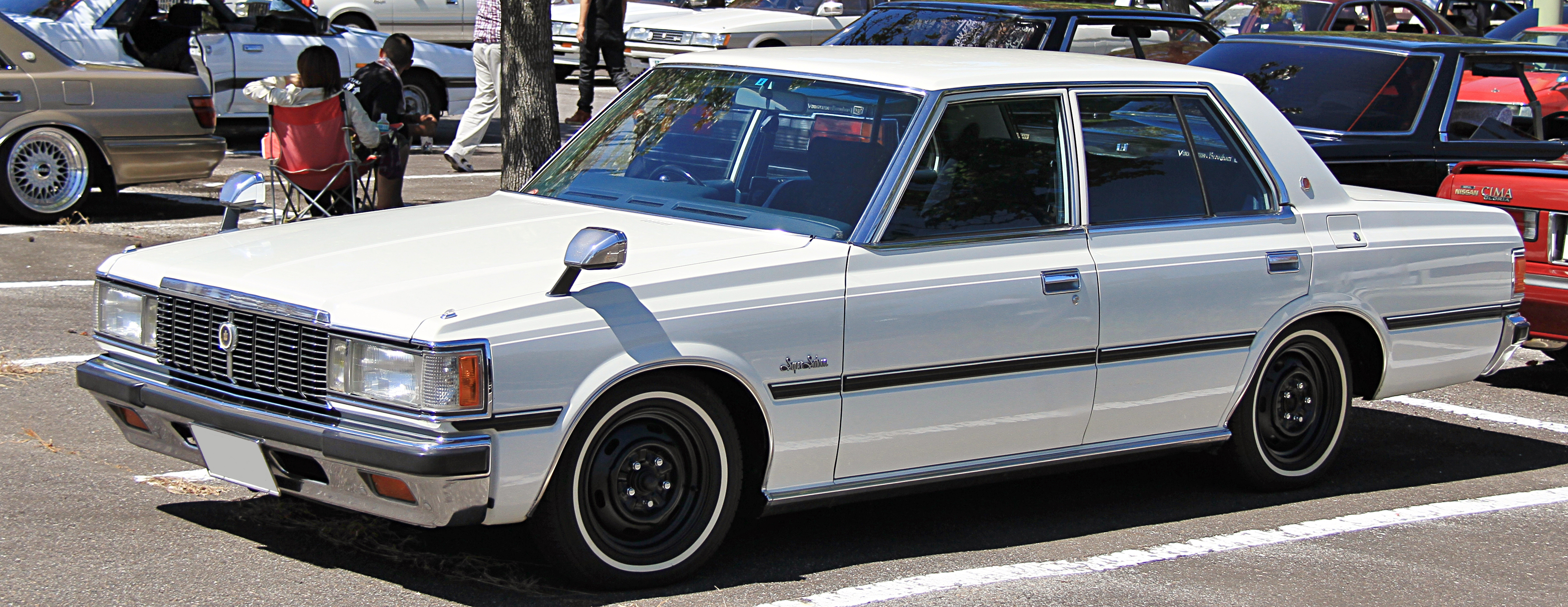 1983 Toyota Crown #4