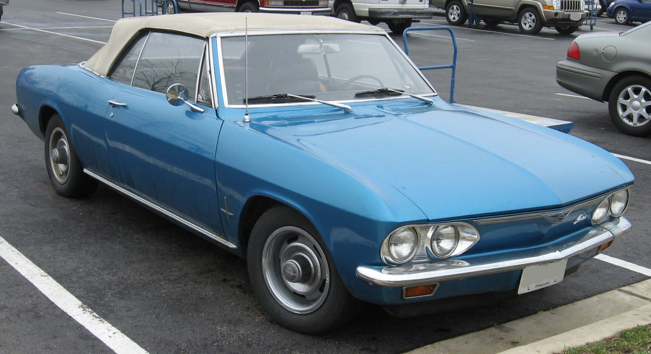 Chevrolet Corvair #5
