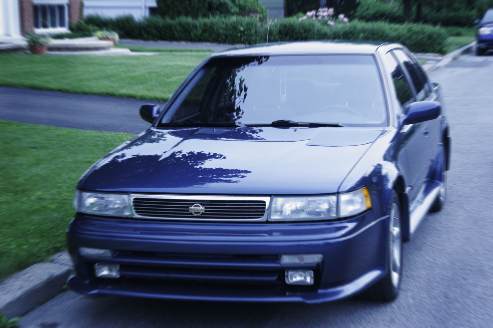 1993 Nissan Maxima Photos Informations Articles