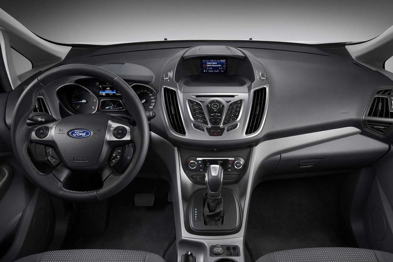 2012 Ford C-Max #17