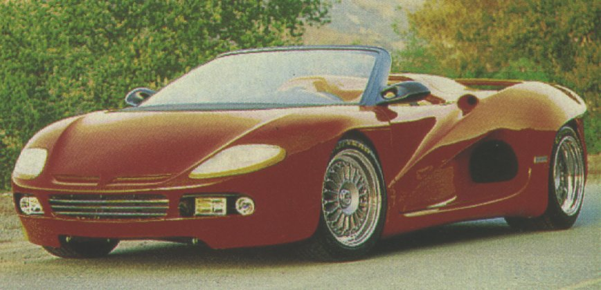 Bizzarrini BZ-2001 #14