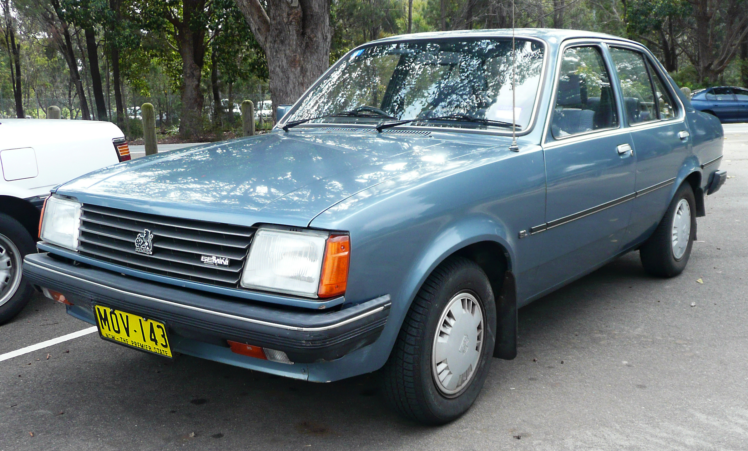 1981 Holden Gemini Photos Informations Articles