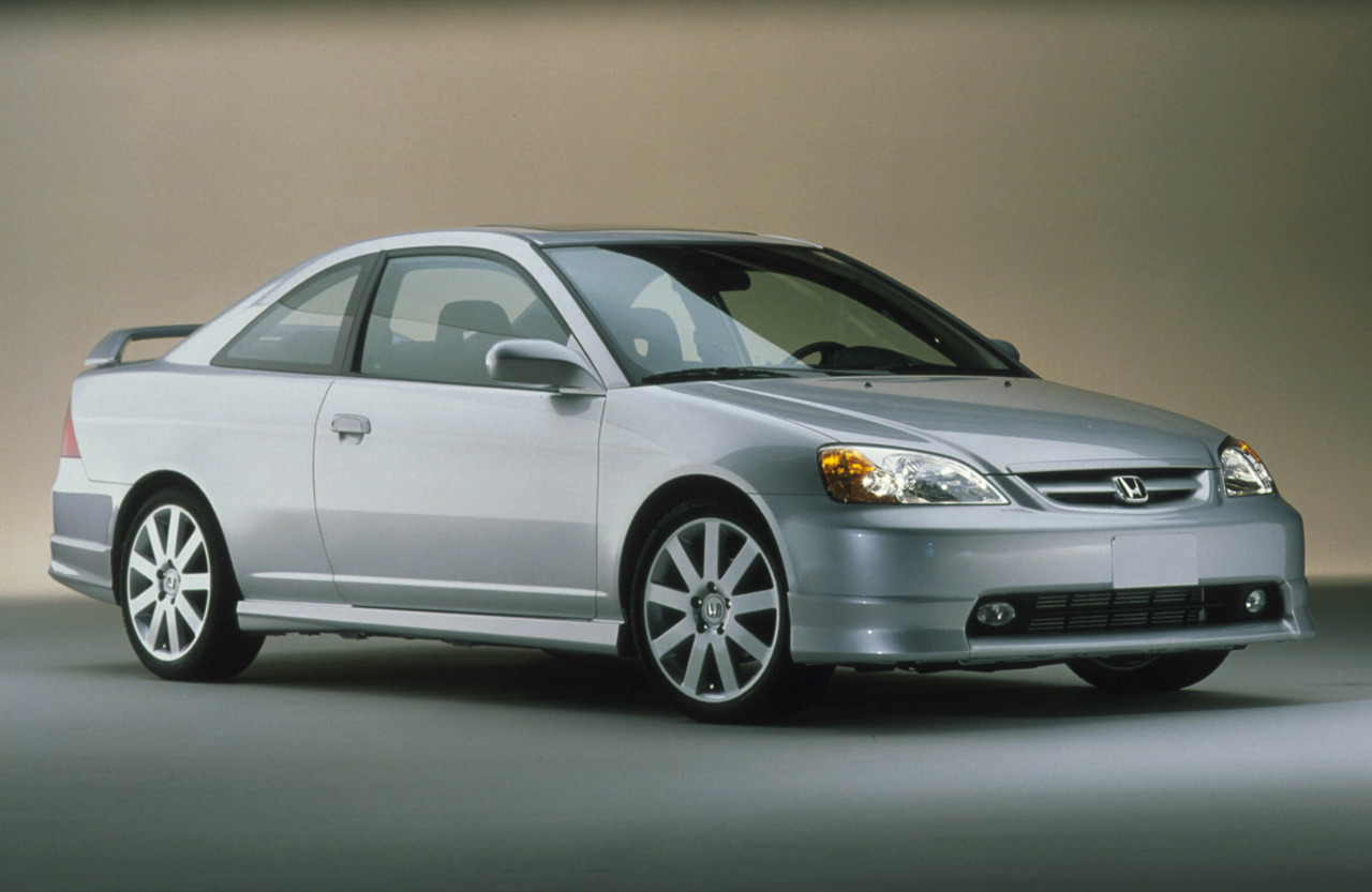 2001 Honda Civic #2