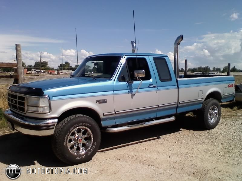 1992 Ford F-250 #3