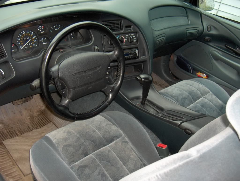 1996 Ford Thunderbird #13