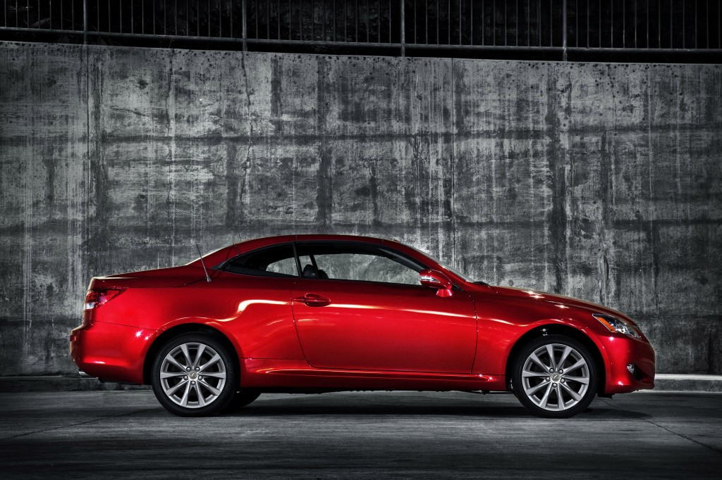 2011 Lexus Is 350 C #14