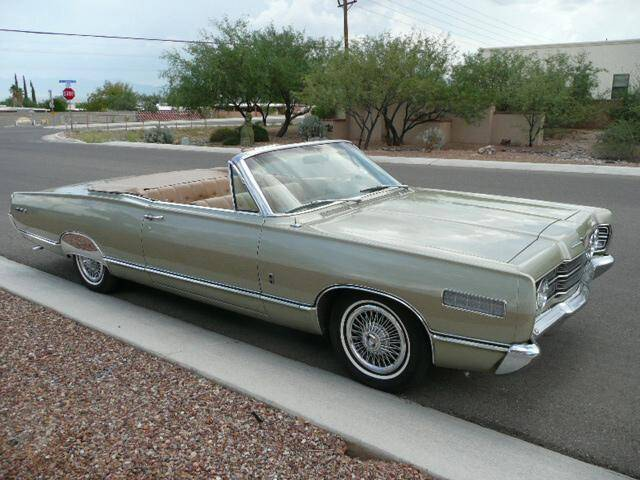 1967 Mercury Montclair #14