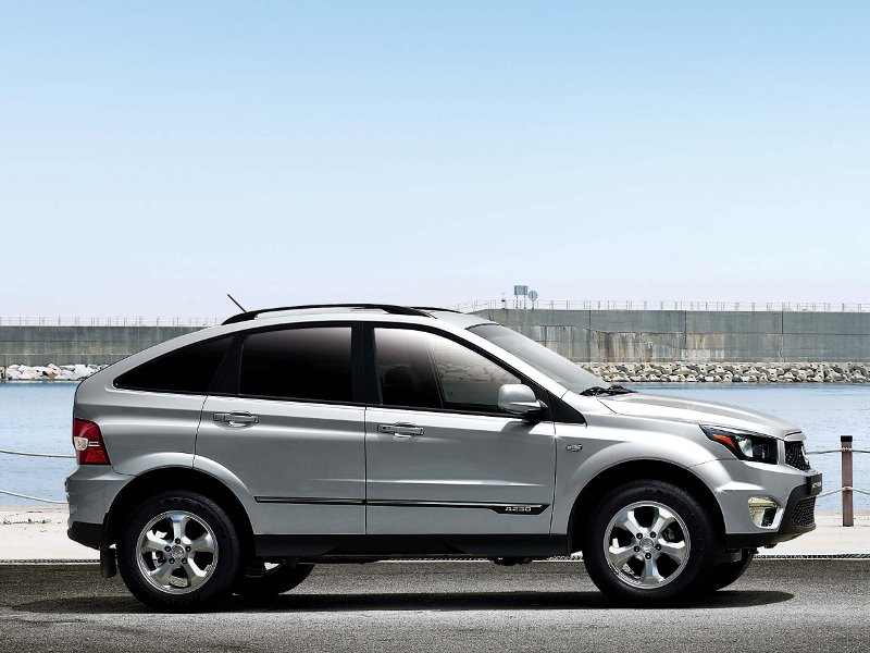 Ssangyong Actyon #9