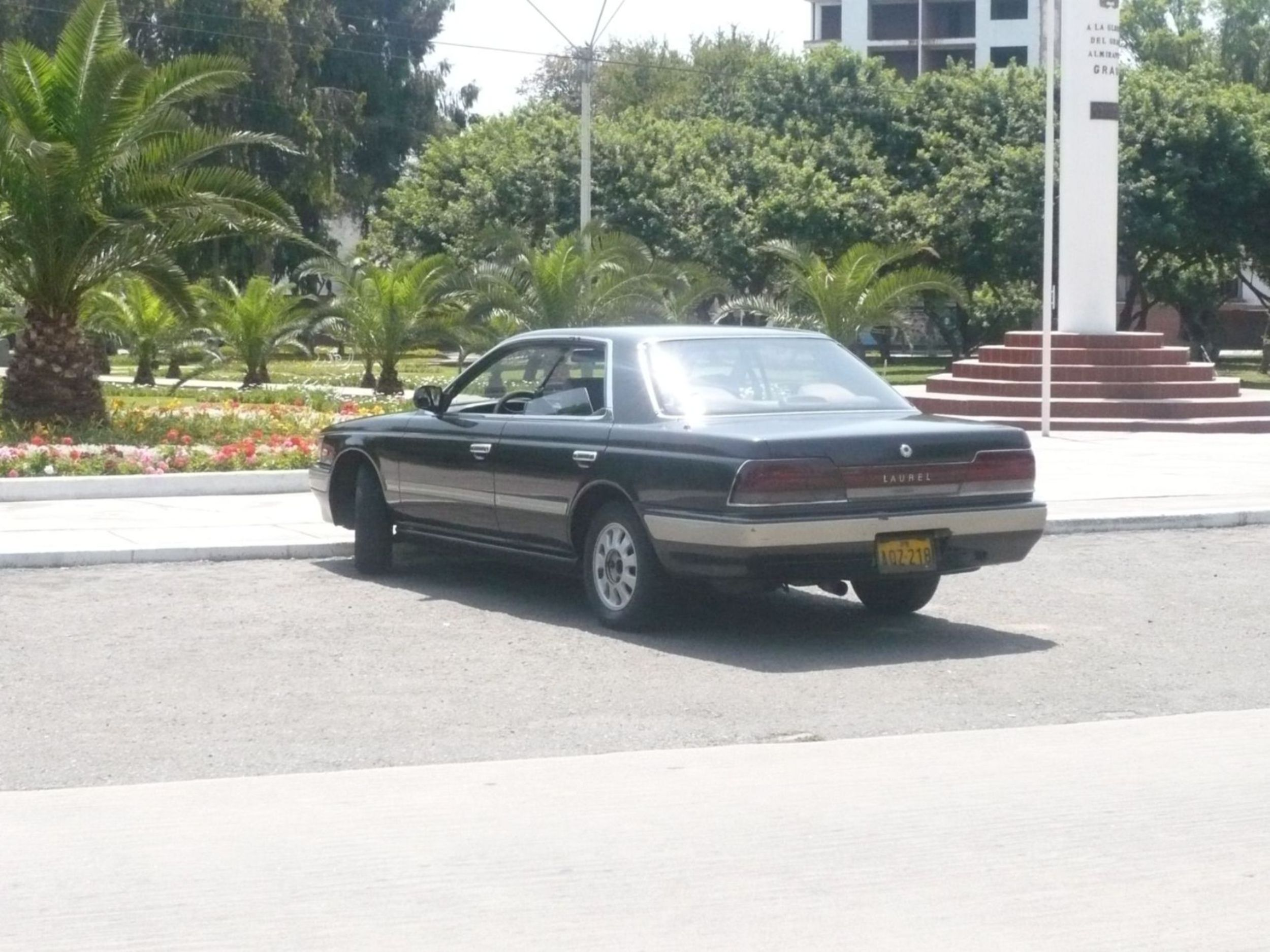 1992 Nissan Laurel #4