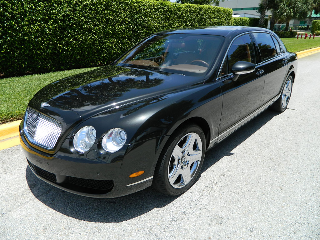 2006 Bentley Continental Flying Spur #2