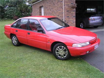 1992 Holden Commodore #10