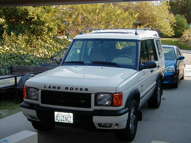 2001 Land Rover Discovery Series Ii #3