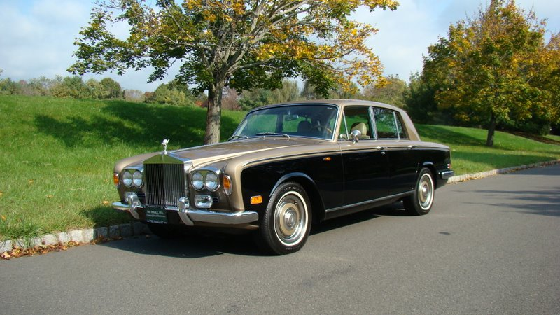 1971 Rolls royce Silver Shadow #2