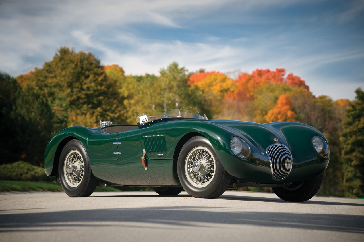 Jaguar C-Type #3