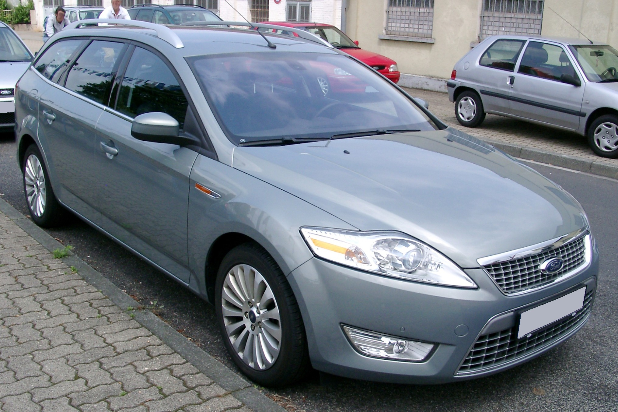 2008 Ford Mondeo #11