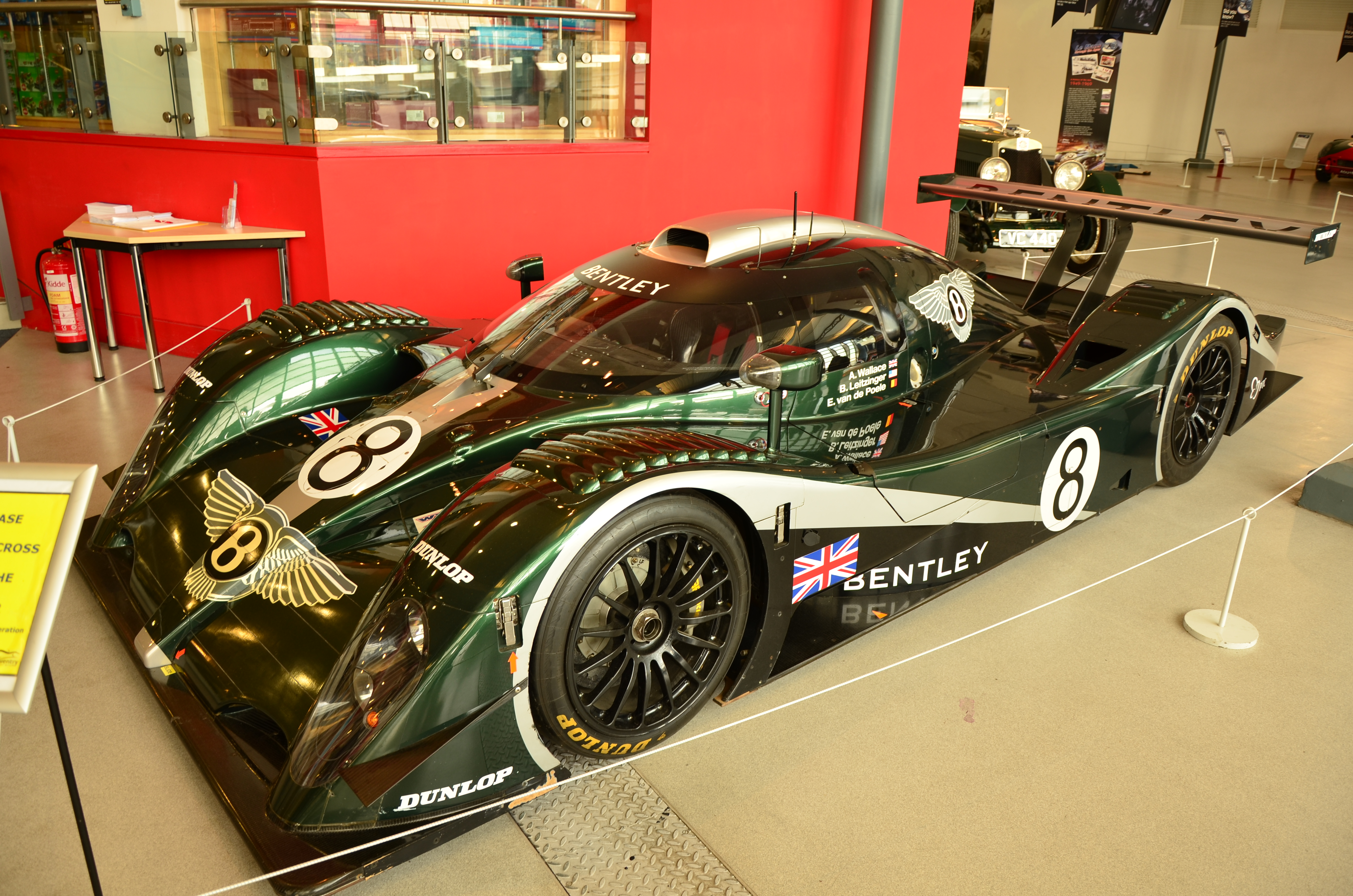 Bentley Exp Speed 8 #9