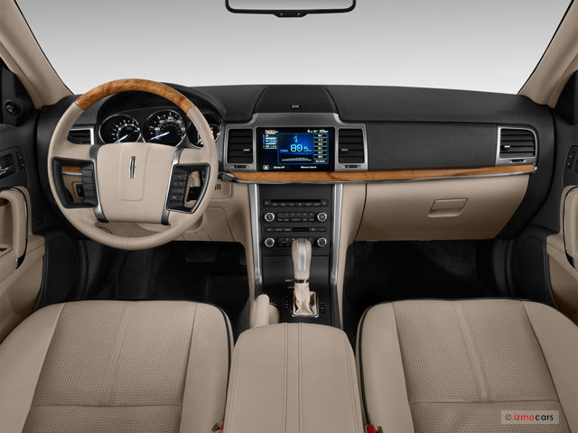 2012 Lincoln Mkz #9