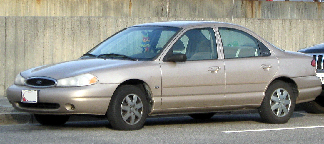 2000 Ford Contour #2