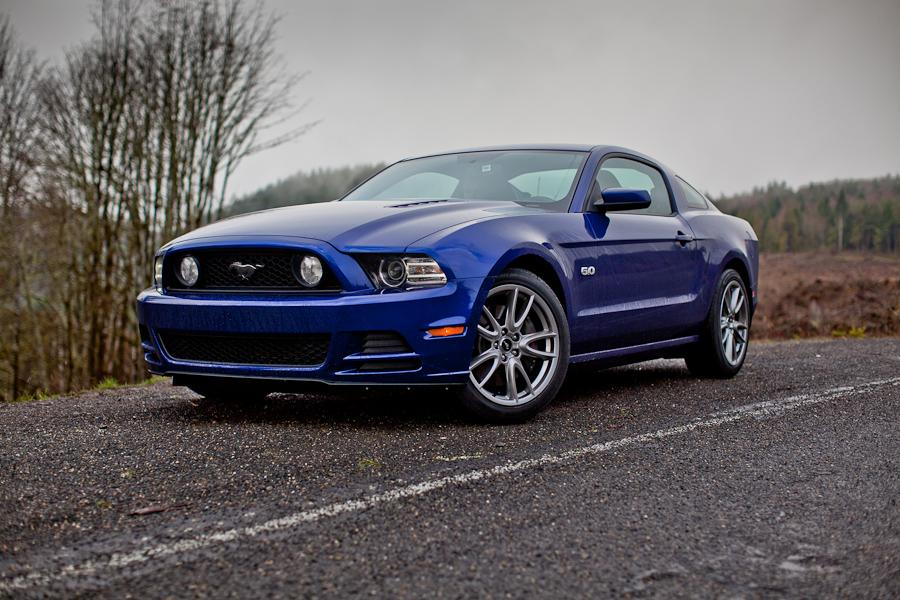 2013 Ford Mustang #11
