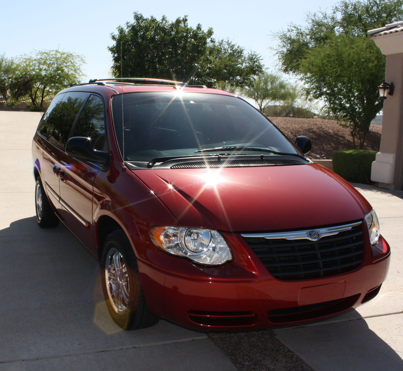 2006 Chrysler Town And Country #17