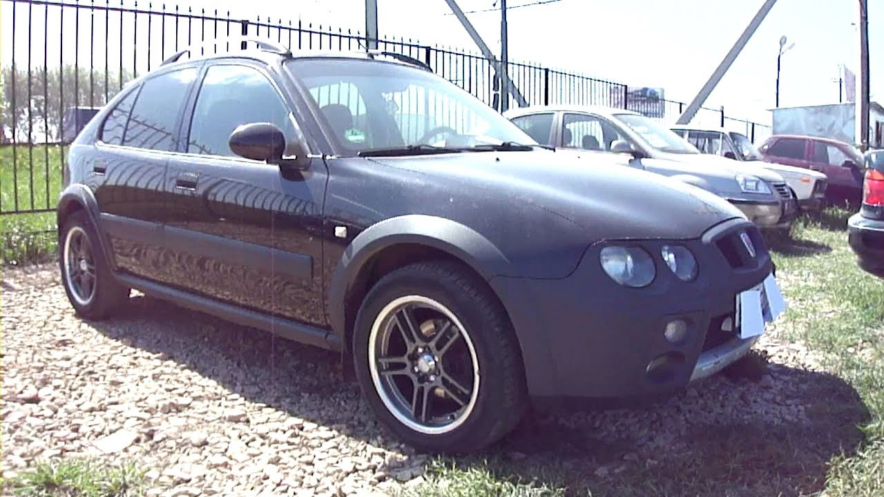 2005 Rover Streetwise #18