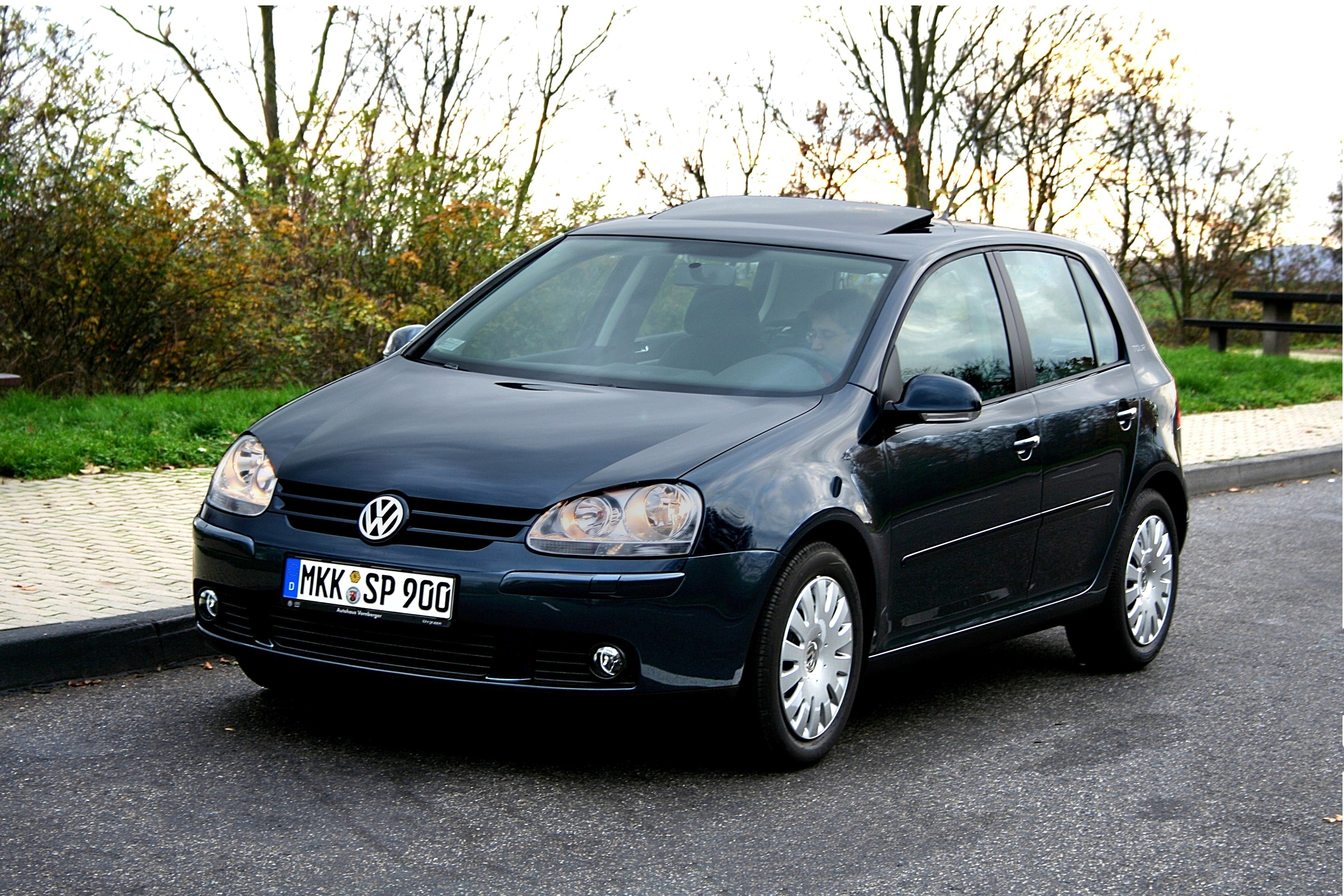 2006 Volkswagen Golf #3