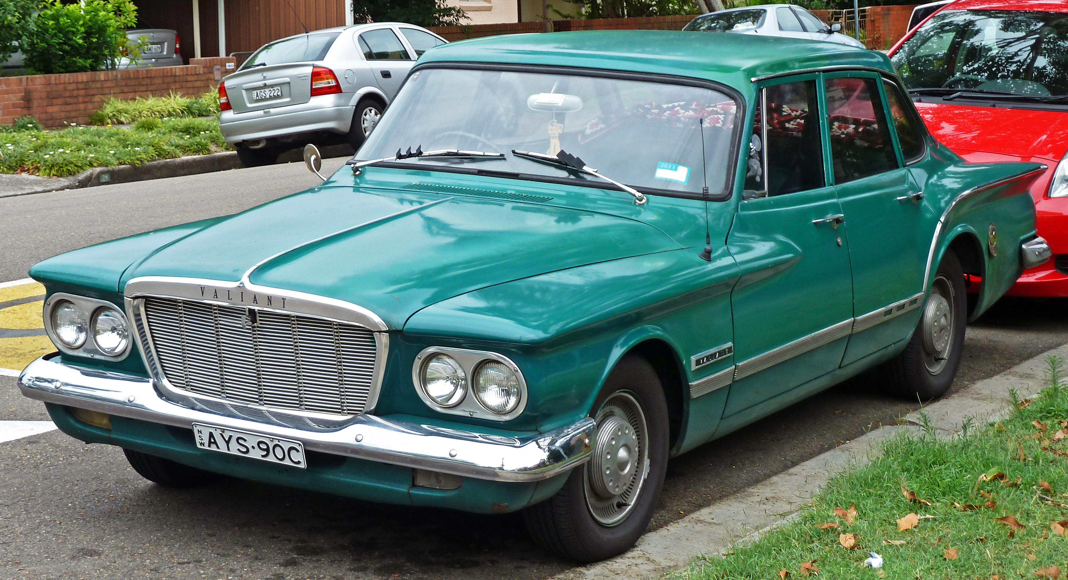 Chrysler Valiant #7