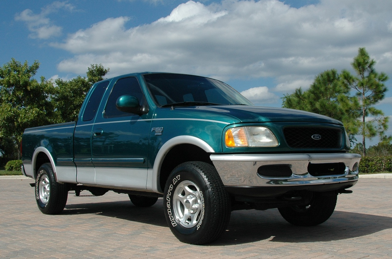1998 Ford F-150 #4