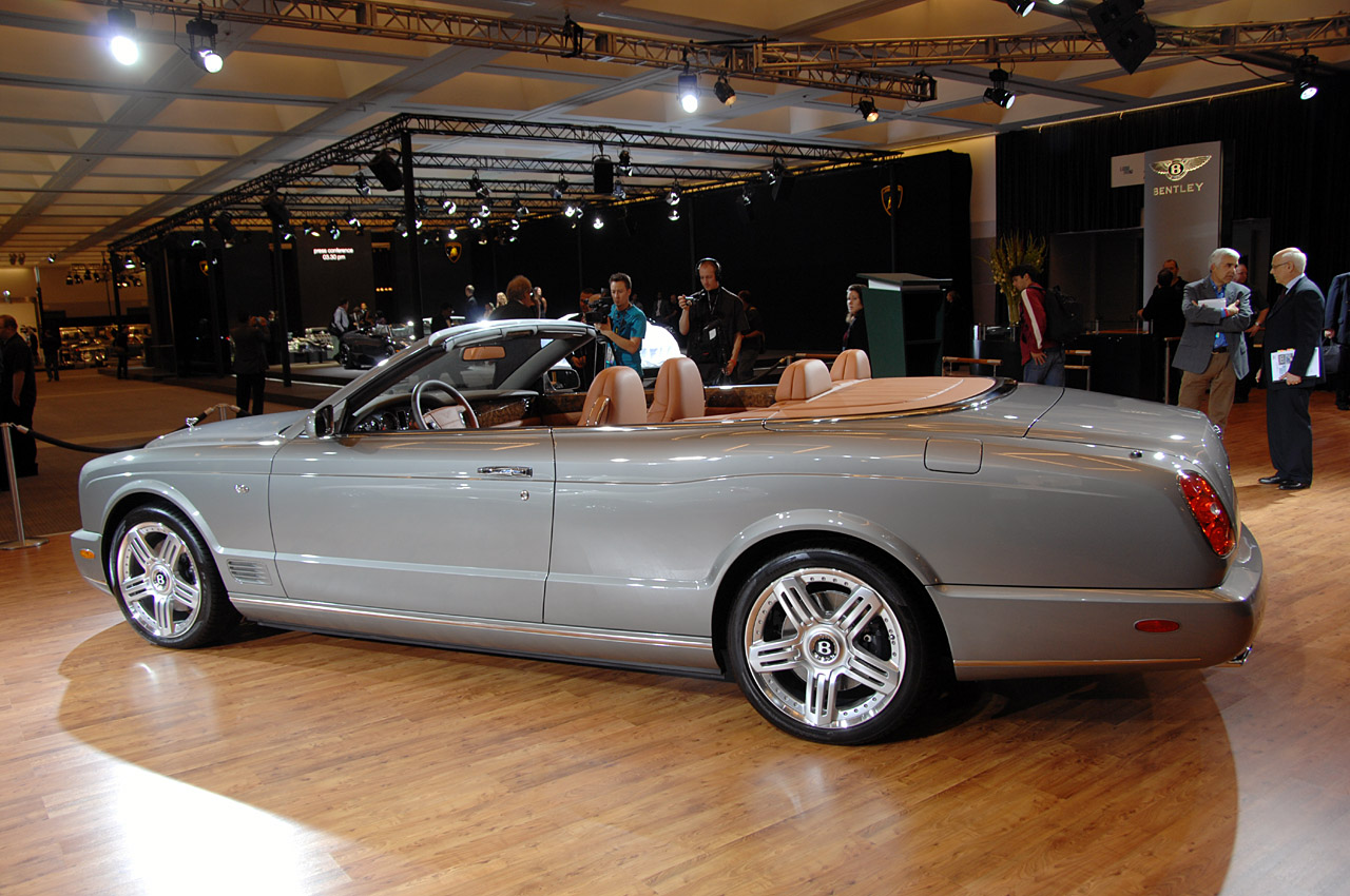 2008 Bentley Azure #10