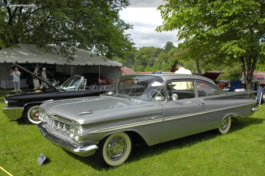 1959 Chevrolet Bel Air #3