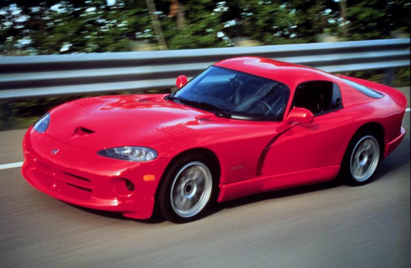 2000 Chrysler Viper #6