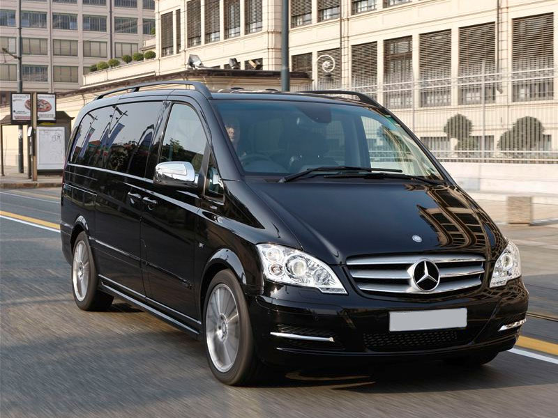 2010 Mercedes Benz Viano #8
